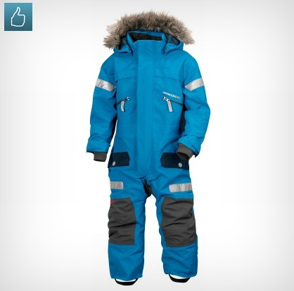 Didriksons theron coverall
